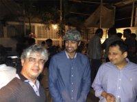 Ex Shyam, Mumbai Ke Naam